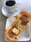Kaya Soft Bread Toast