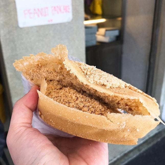 Peanut Pancake ($1 Each)