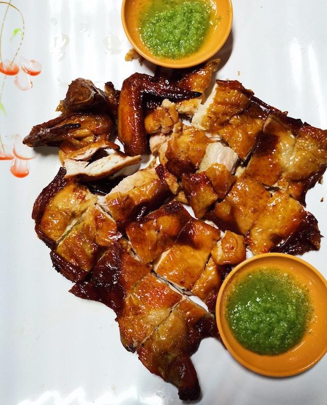 Feng Sha Chicken ($28+)