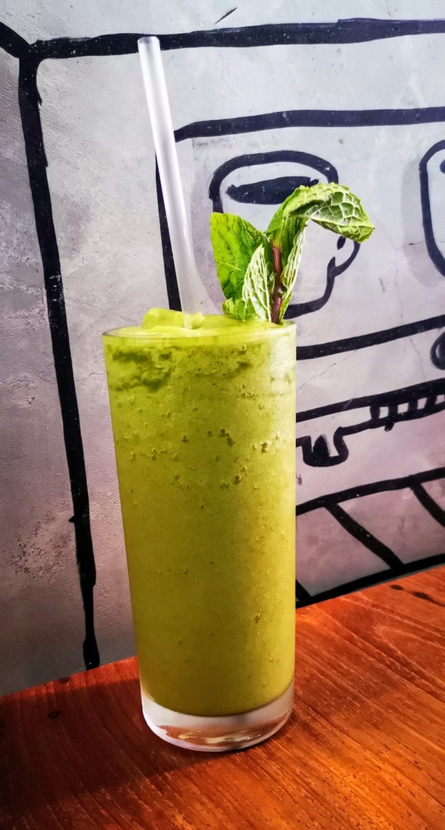 Green Monster ($7)