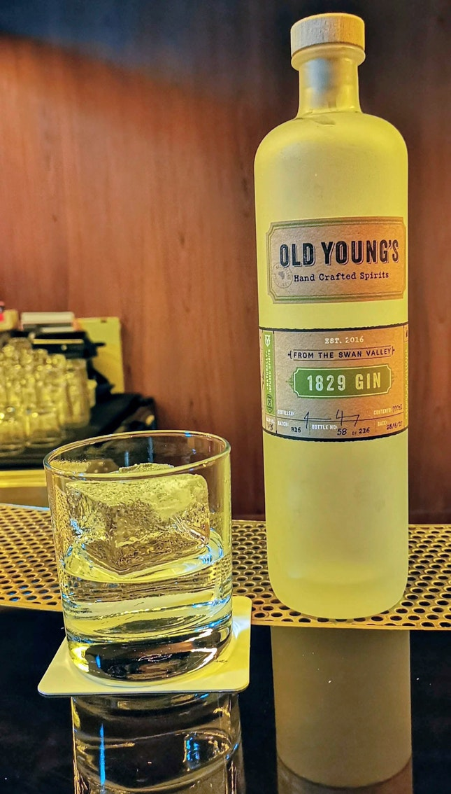 Old Young's 1829 ($20++)