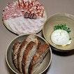 Sourdough, Burrata & Gremolata, Charcuterie