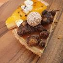 Camp Symmetry, Pineapple Passionfruit Yoghurt