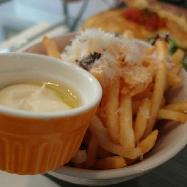 Truffle Fries 👍