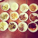 This is why I love Korean food.