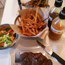 Free Flow Fries + Chicken + Steak