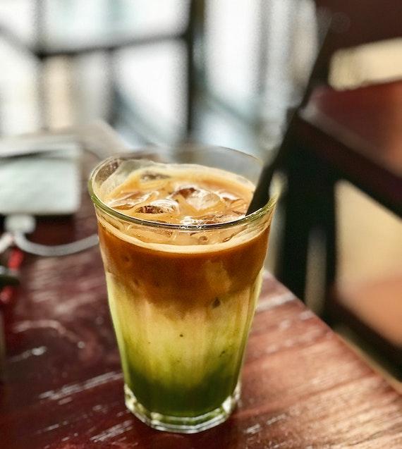 One Green Shot