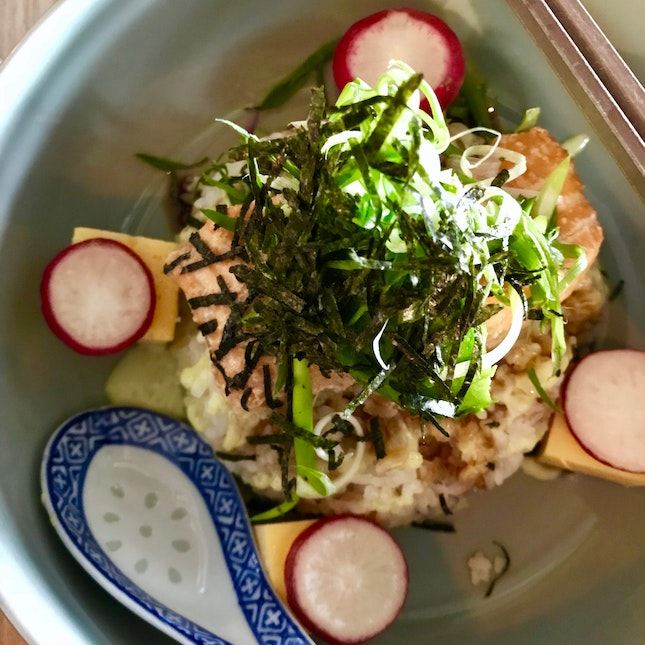 Salmon Terriyaki Don ($19)