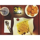 Dinner earlier @ pasta mania ~^^~ #dinner #leisure #park #pasta #mania #fries #grape #cheese #linguine #turkey #bacon #threethree #thirty #three #after #starbucks #singapore #asia #after #exams #life