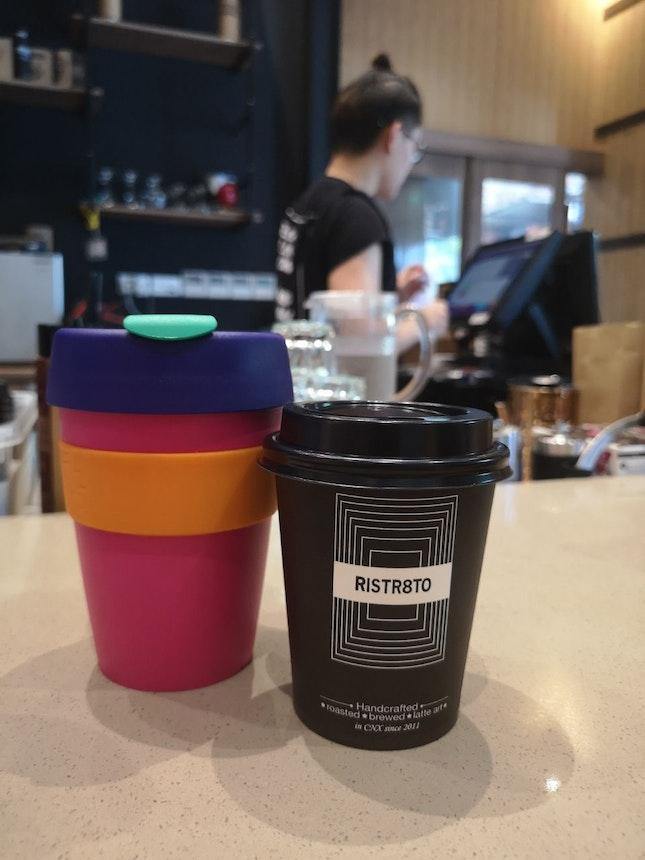 Fancy Smooth Caffeine Fix