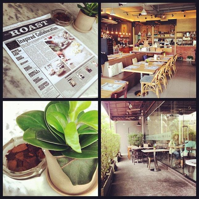 """Roast """"Life's Simple Pleasure"""" #roastbkk #rootsbkk #holiday #instamood #picoftheday #instago #igers #all_shots #iphonesia #bkk #food #style #swag #bangkok #statigram #happening #webstagram #like #trip #igsg #iphoneonly #vacation #instafood #food #instabangkok #picoftheday #shopping #bestoftheday #lifestyle #photooftheday"""