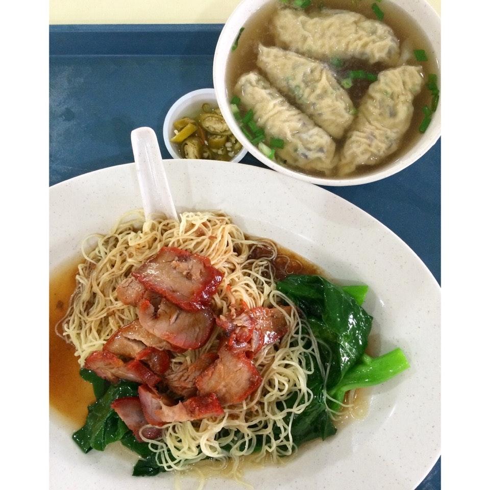 Wong Kee Noodle (Depot Lane)