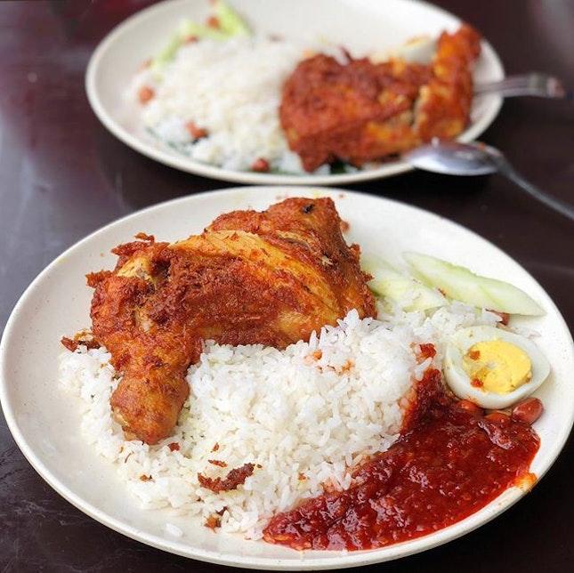 The must try nasi lemak in KL!