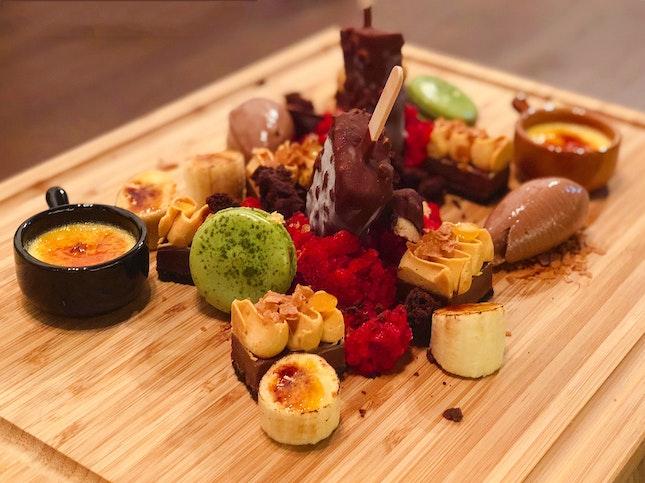 MU Dessert Platter ($48)