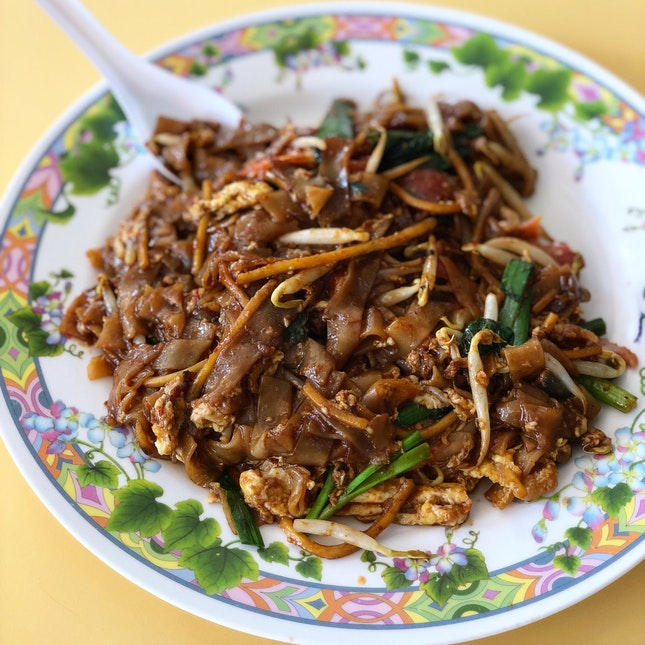 Char Kway Teow ($4)