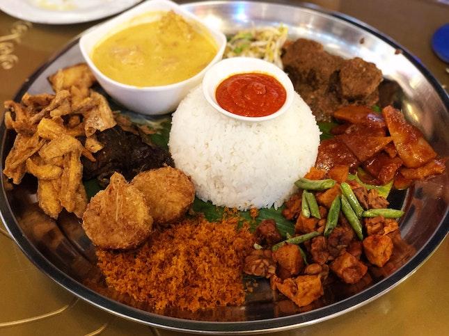 Nasi Ambeng ($12 /  $14.90 Usual Price)