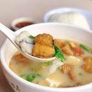 Wang Wang Fish Soup • Laksa