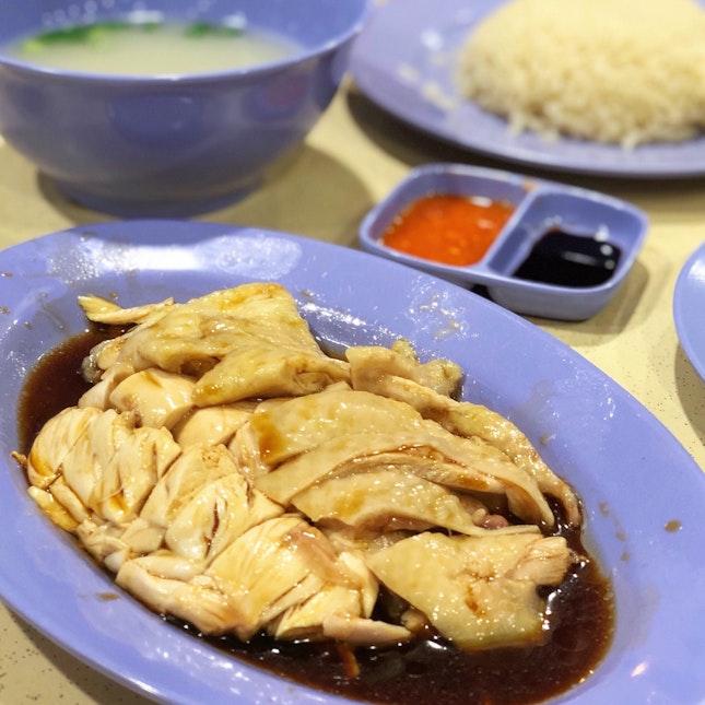 2 Person Chicken Rice Set ($8)