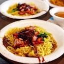 Hwa Kee BBQ Pork Noodle (East Coast Lagoon Food Village)