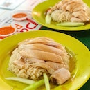 Consistently Good Chicken Rice
