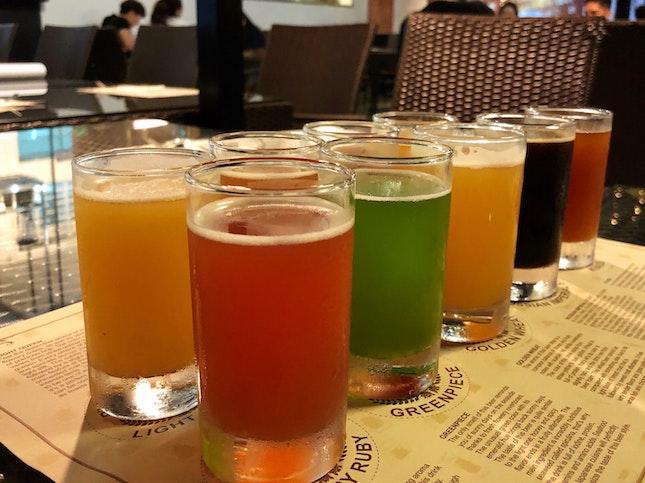 Beer Tasting Sample Set ($28)