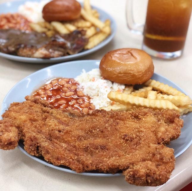 Chicken Cutlet ($6)