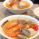 Yan Ji Seafood Soup (Far East Plaza)