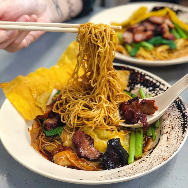 Established since 1984, Bei-Ing Wanton Noodles is one of my favourite wanton mee stalls in Singapore.