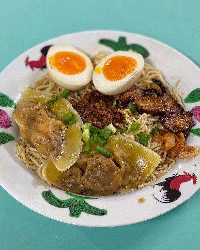 Handmade Sarawak Kolo Mee ($5)