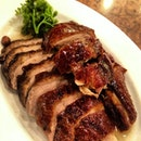 Roasted duck!