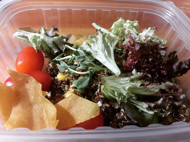 Vegan Food Option In Singapore