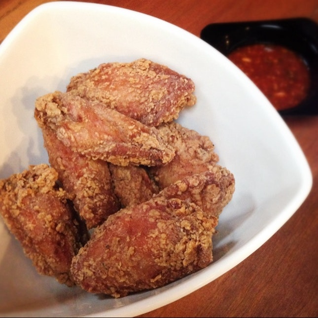 NEW on the Night Menu: Finger Lickin' Chicken ($11.90 nett for 6pcs)