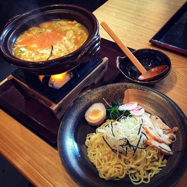 Tonkotsu Spicy Nabe Ramen ($18++)