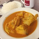 Curry Chicken Set Meal ($12.50)