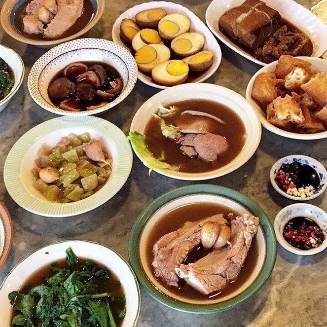 Winning Potent Broth + Juicy and Tender Premium Pork Ribs