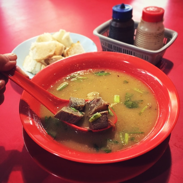 Kambeng Soup
