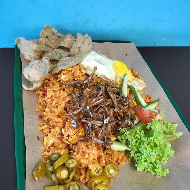 Nasi Goreng Kampong ($5.50)