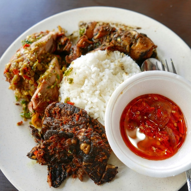 One Of My Top 3 Favourite Nasi Padang Places