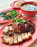 Superb Roasted Pork Belly And Good Wantons