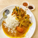 Tasty And Good Value Nasi Padang Lunch