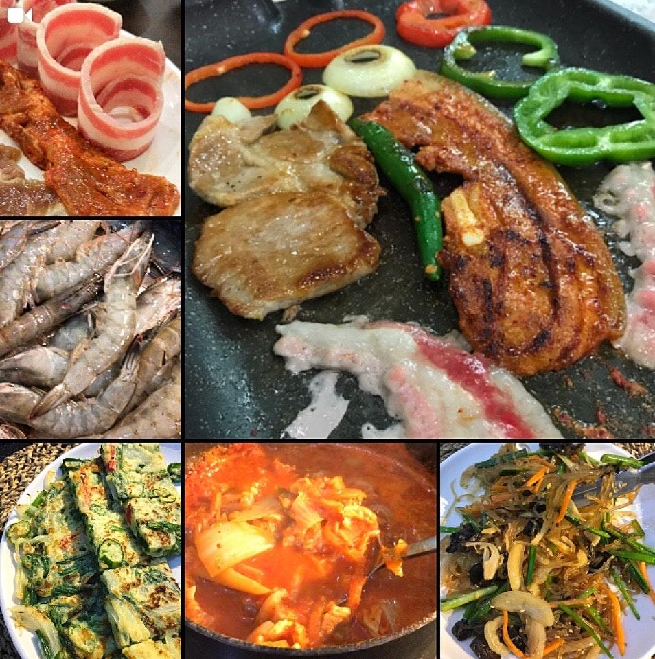 Good Value Korean BBQ Buffet In Tanjong Katong