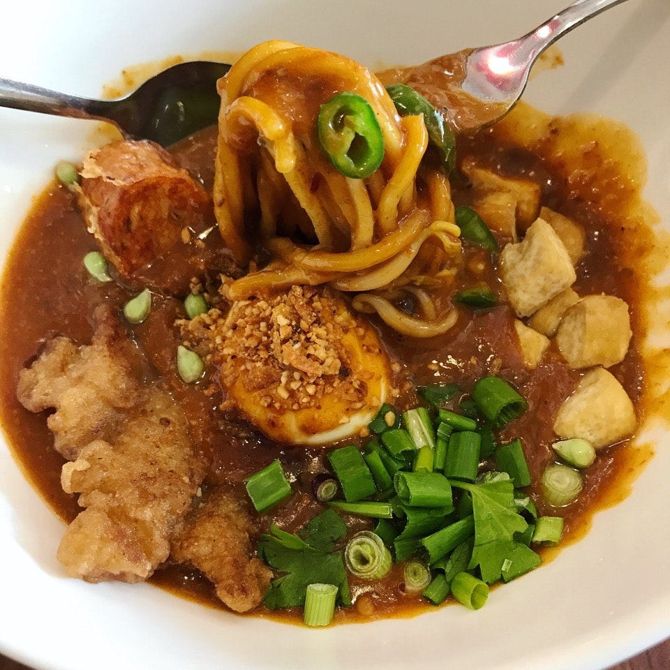 A Really Delicious Mee Rebus ($5.90 nett)