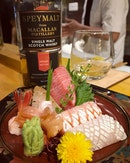 A Novel Way To Enjoy Sashimi