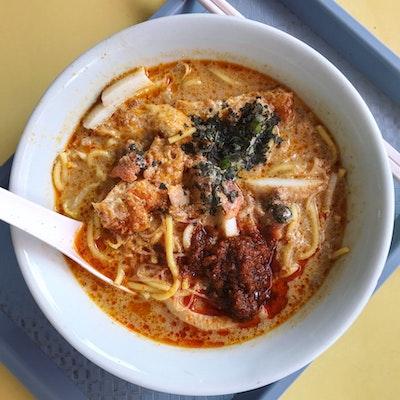 Guang Fa Laksa (Havelock Road Cooked Food Centre) | Burpple - 8 Reviews -  Tiong Bahru, Singapore