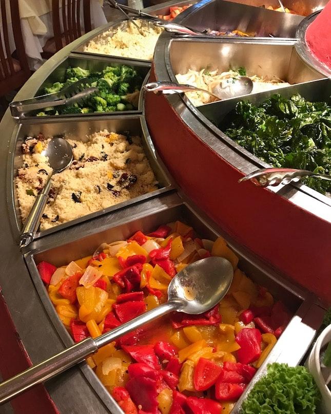 The Original Brazilian BBQ Buffet Meal In Singapore (Salad Buffet: $29++ / Salads & Meats: 49++)