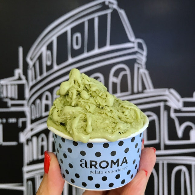 New Place For Very Good Gelato In Kampong Glam