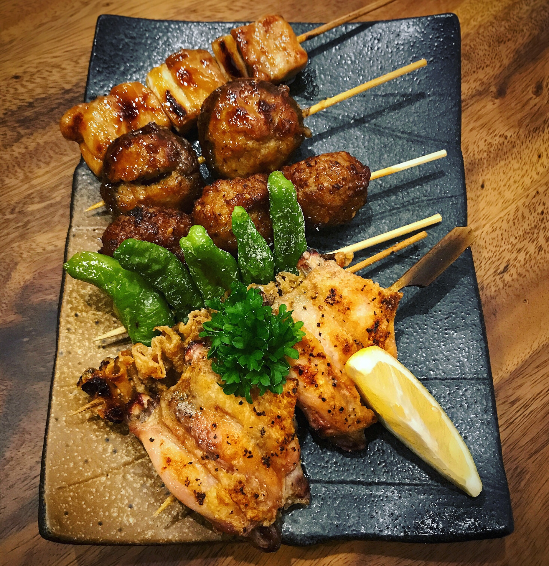 NEW MENU: Grilled Skewers Of Yumminess