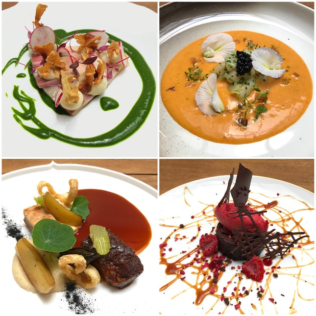 Where The Chefs Have Freedom Of Expression And Customers Get To Savour It