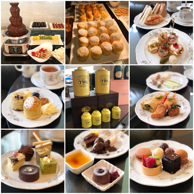 "A Wonderful Indulgence - The ""Chocolate Divine"" English Afternoon Tea"