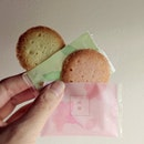 For A Limited Time Only: The Seasonal Sakura Cookies
